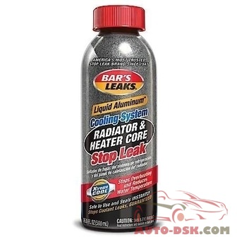 Bars Leak Liquid Aluminum Radiator Stop Leak (16.9 oz) - part #1186