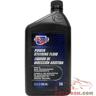 CARQUEST Chemicals Power Steering Fluid - part #590/ELPS007