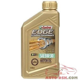 Castrol EDGE Extended Performance 5W-30 Full Synthetic Motor Oil (1 Quart) - 06243