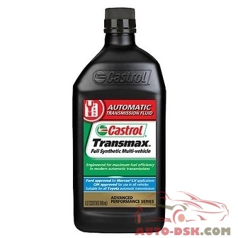 Castrol Transmax Full Synthetic Multi Vehicle Automatic Transmission Fluid (1 Quart) - part #06519