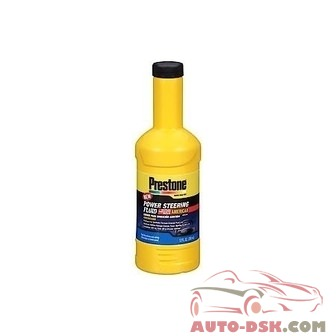 Prestone Full-Synthetic Power Steering Fluid for American Vehicles, 12 oz. - part #AS264Y