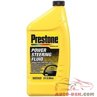 Prestone Power Steering Fluid - part #AS261Y/1