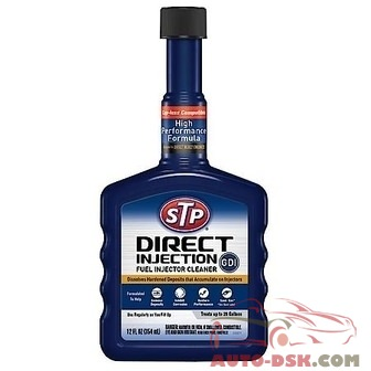 STP Direct Injection Fuel Injector Cleaner (12 fl. oz.) - part #17879