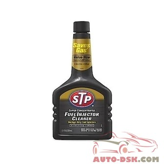 STP Super Concentrated Fuel Injector Cleaner (12 fl. oz.) - part #00506