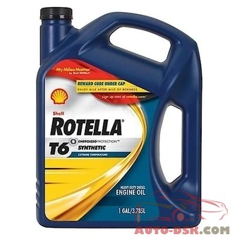 Shell Rot T6 0W40 GAL - 550041877